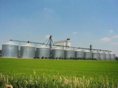Элеватор SCAFCO на 30 000 тонн за 1 850 000$ от производителя из США.